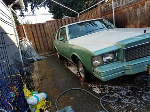 1978 Chevy Monte Carlo for Sale in Portland, OR