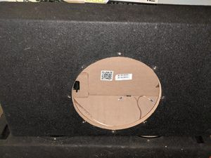 12 inch side vented trucked box! for Sale in Portland, OR