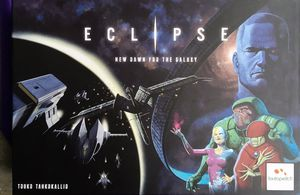 Eclipse board game with expansion for Sale in Shoreline, WA