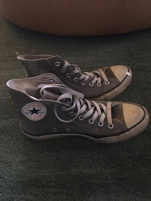 Converse Allstar high tops- W9 for Sale in Seattle, WA