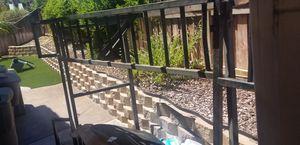 Utv or atv truck bed rack for Sale in Murrieta, CA