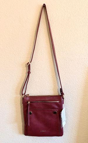 NWT Gusacci Vegan Leather Crossbody Purse for Sale in Yuma, AZ