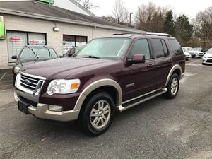 2007 FORD EXPLORER Eddie Bauer for Sale in Fairfax, VA