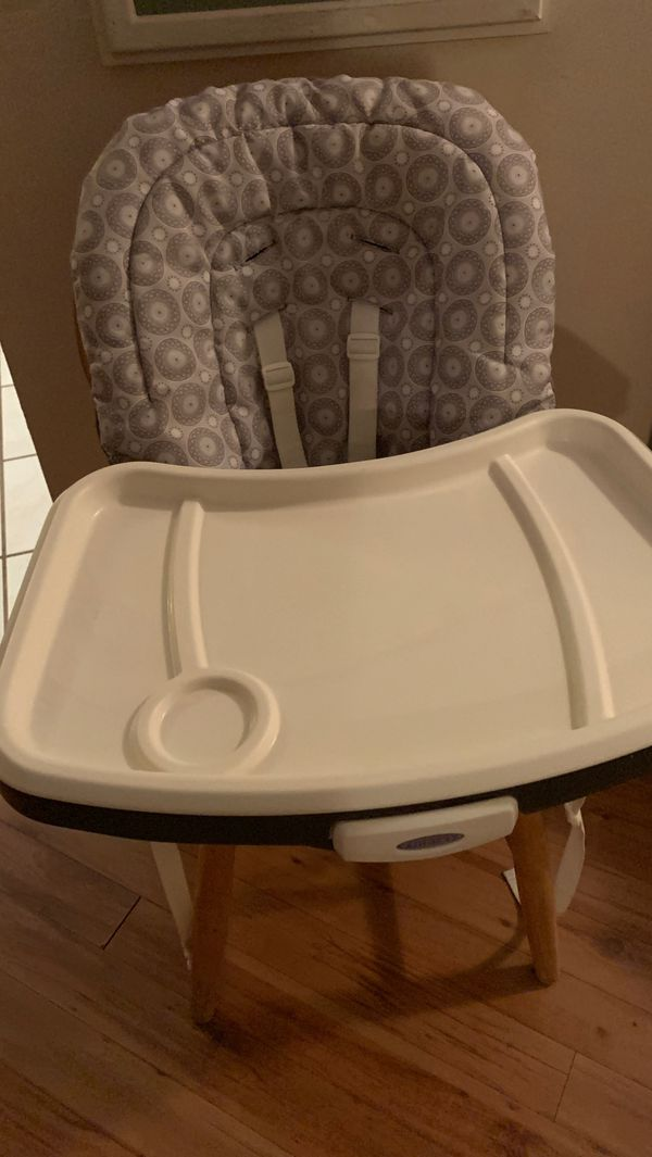 Graco Swiviseat high chair