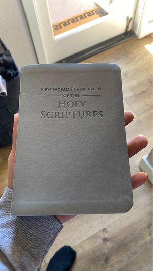 Brand New Holy Bible untouched perfect condition for Sale in Dana Point, CA