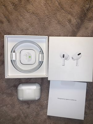 Air Pods Pro Brand new!! for Sale in Fresno, CA