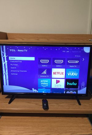 32 inch TCL Roku TV for Sale in Queens, NY