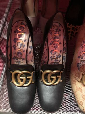 Gucci Heels (Mid Heel Pump) for Sale in San Francisco, CA