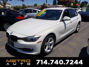 2015 BMW 3 Series for Sale in La Habra, CA