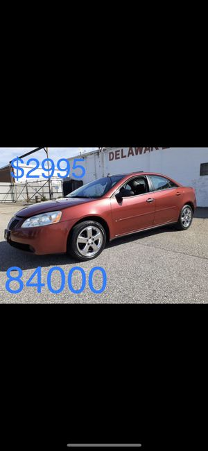 Pontiac G6 for Sale in Morrisville, PA