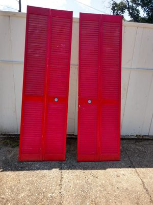 Hand painted folding door for Sale in Brooklyn Park, MD