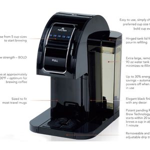 Touch Essential Single Serve Coffee Brewer for Sale in Walnut, CA