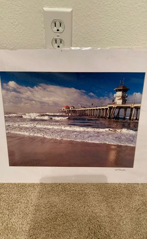 Picture of Beach. No Frame. for Sale in Santa Ana, CA