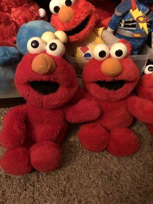 Vintage Tickle Me Elmo's - Collector Toys - plush dolls! for Sale in Phoenix, AZ