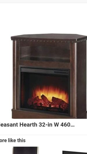 New Electric fireplace for Sale in IL, US