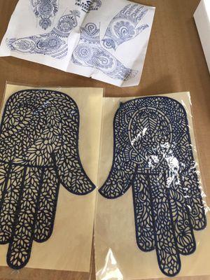 Henna temporary tattoo kit for Sale in Lynnwood, WA