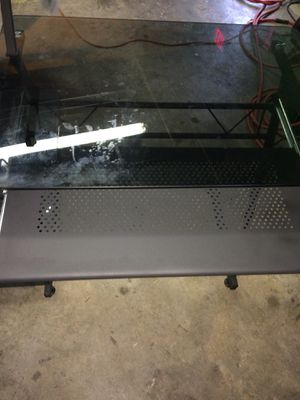 GLASS DESKTOP DESK for Sale in Knoxville, TN