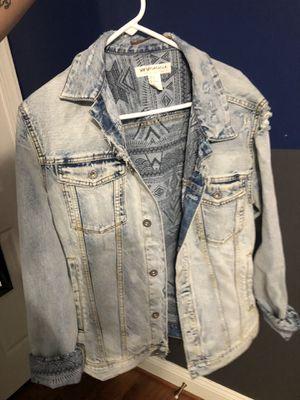 H&M x Coachella Jean Jacket for Sale in Springfield, VA