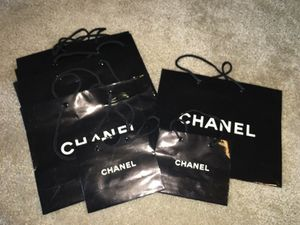 Chanel Paper Bags for Sale in Washington, DC