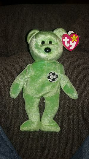 Kicks Beanie Baby 1998 Edition for Sale in Dundee, OR