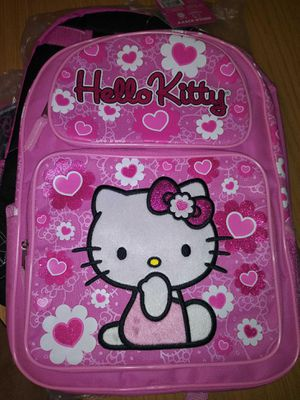 Hello Kitty backpacks for Sale in Hesperia, CA