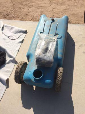 15 gallon RV tote-along tank for Sale in Hesperia, CA