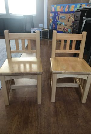 Little tikes kids chairs for Sale in Plainfield, IL