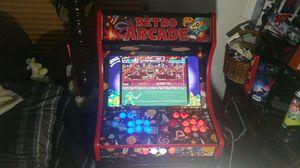 Brand new 22 inch 1080P 2-4 player bartop retro arcade for Sale in Brooklyn, NY
