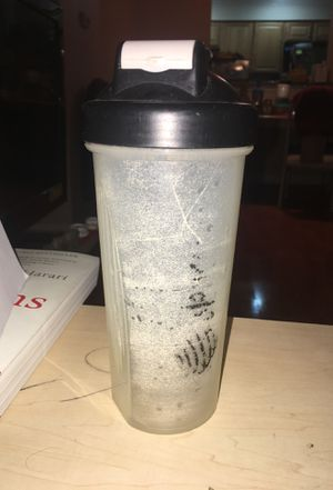 Protein shaker bottle for Sale in Des Plaines, IL