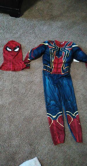 Free spider man costume for Sale in Tacoma, WA