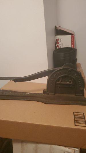 Tobacco cutter Philadelphia 1865 for Sale in Kearny, NJ