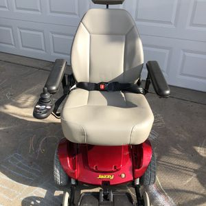 Jazzy Select GT Power Mobility Chair for Sale in Littleton, CO