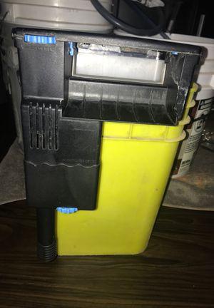 Seachem Tidal 55 Filter for Sale in Clovis, CA