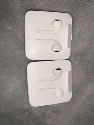 %100 original apple headphones for Sale in Bakersfield, CA