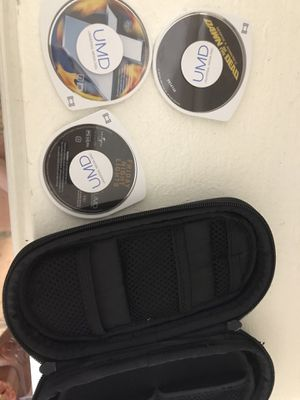 PSP movies for Sale in San Antonio, TX