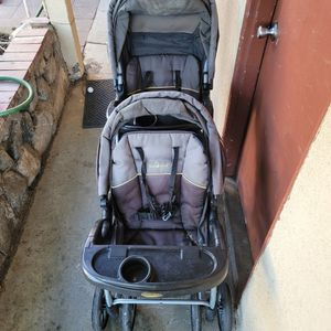 Sit And Stand Double Stroller for Sale in Lynwood, CA