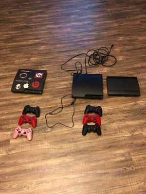 PS3 bundle for Sale in Wildomar, CA
