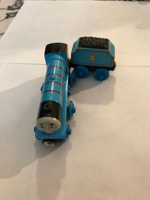 Thomas and his Friends. Wooden Railway Tank Engine - GORDON and his tender for Sale in New York, NY