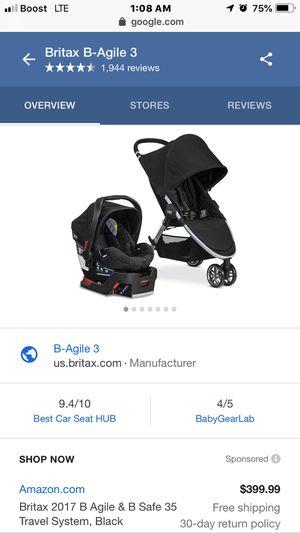 Britax Car seat Stroller for Sale in Warner Robins, GA
