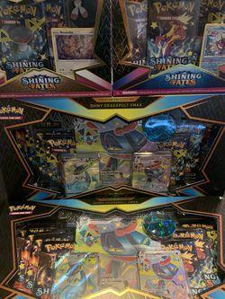 Pokemon Shining Fates Premium Collection Boxes for Sale in Simi Valley,  CA