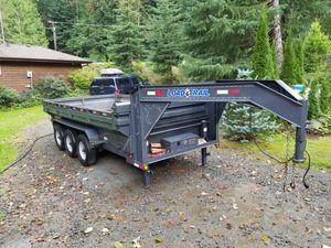 Load Trail Dump Trailer for Sale in Bellevue, WA