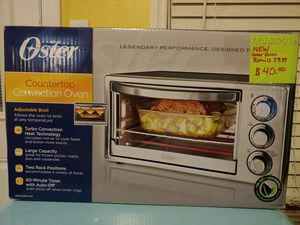 Oster SS Countertop Oven for Sale in Hope Mills, NC