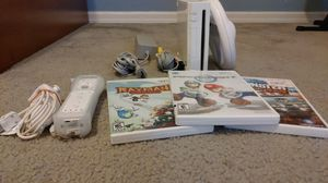 wii console for Sale in Lake Alfred, FL