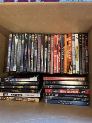 Over 50 DVDs! for Sale in Winter Garden, FL
