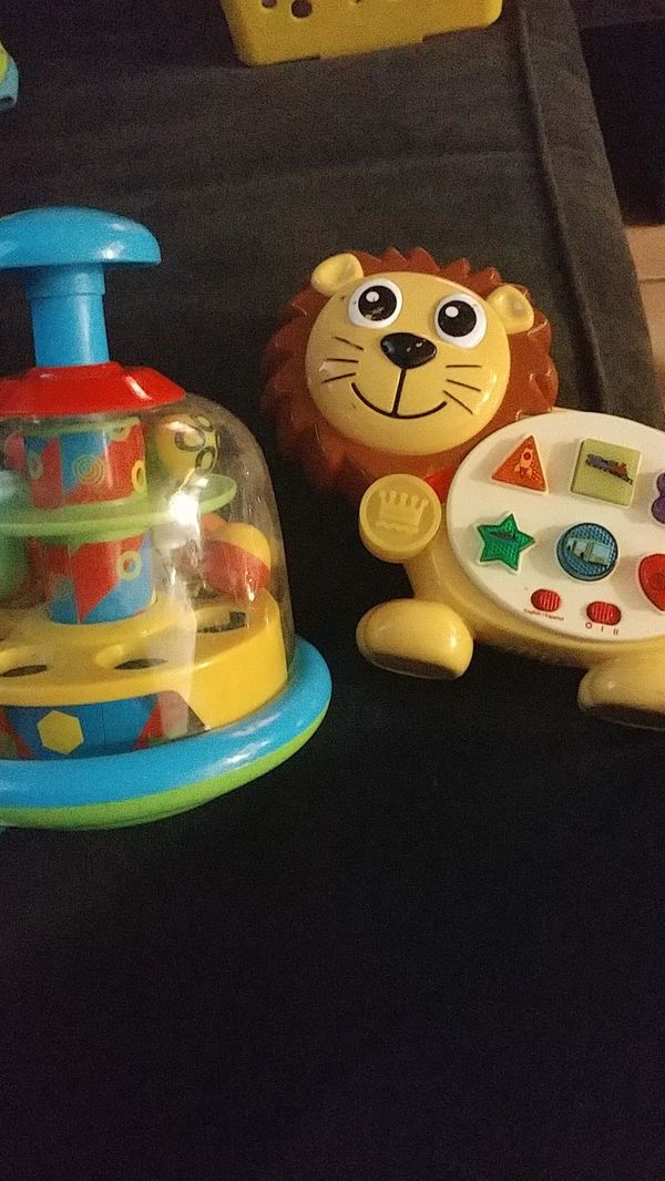 Fisher Price + more baby toys