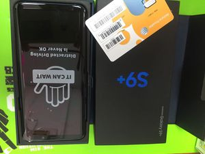 Samsung galaxy s9 plus brand new desbloqueado overseas only unlocked,para afuera solamente. for Sale in Miami, FL