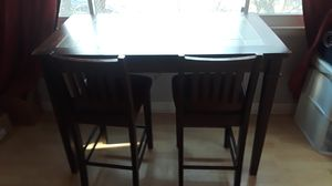 Tile top table with chairs for Sale in Silver Spring, MD