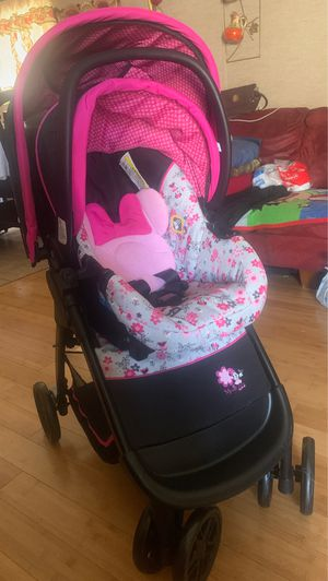 Baby car seat and stroller for Sale in Nashville, TN