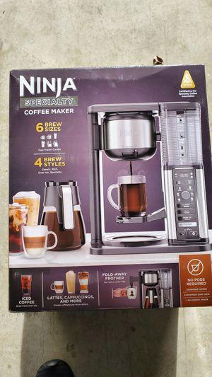 Ninja Specialty Coffee Maker for Sale in Garland, TX