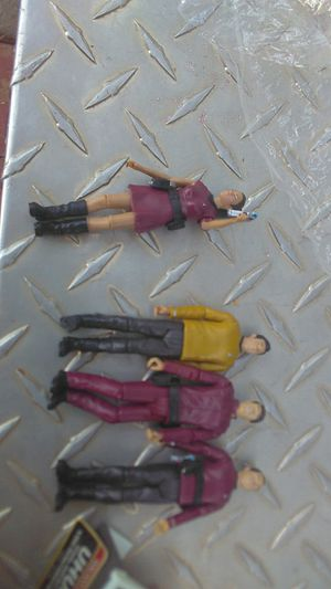 STAR TRECK ACTION FIGURES (COLLECTION) for Sale in Glendale, AZ